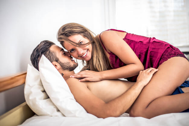 Best Sex positions for Low Confidence